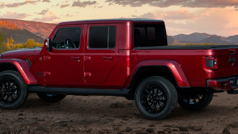 Jeep brings a luxurious trim package to the Gladiator and Wrangler with their new High Altitude models
