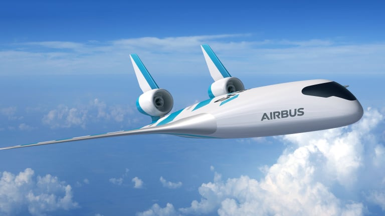 Airbus' MAVERIC concept aims to radically change commercial aircraft design