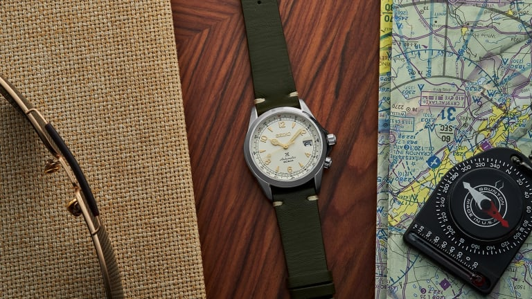 Seiko introduces its 2020 Prospex Alpinist collection