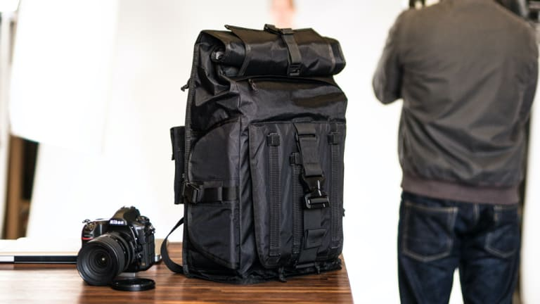 Mission Workshop's Integer Camera Pack gets upgraded to their series