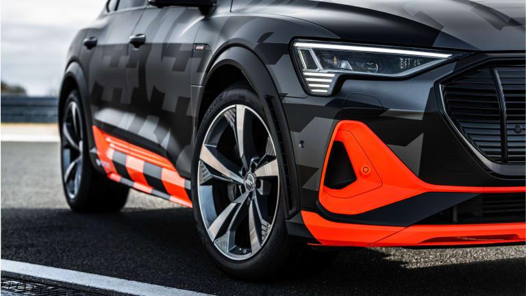 Audi announces S models for the e-tron and e-tron Sportback