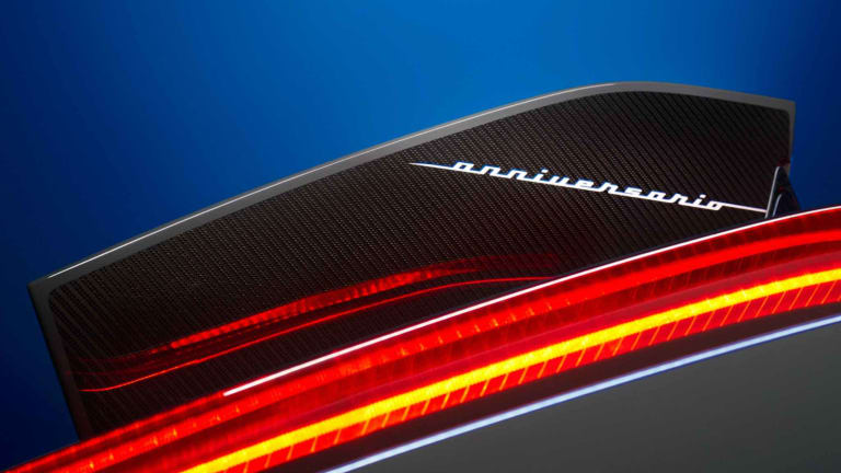Pininfarina reveals the ultra-limited Battista Anniversario