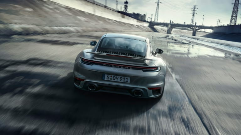Porsche reveals its most powerful 911 Turbo yet