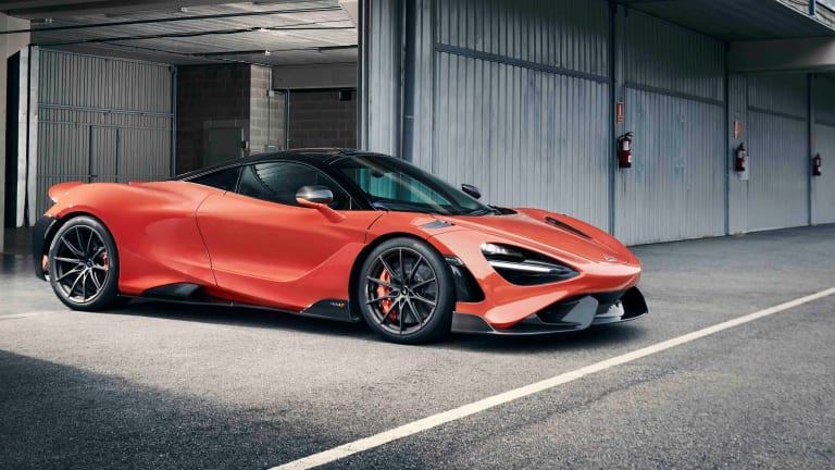 McLaren's 720S gets the Longtail treatment with the all-new 765LT