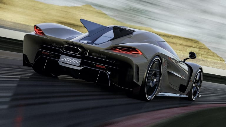 The Jesko Absolut is the fastest Koenigsegg ever made