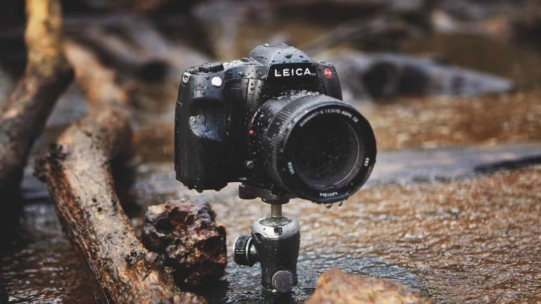 Leica makes a big jump in resolution with its new S3 medium format DSLR