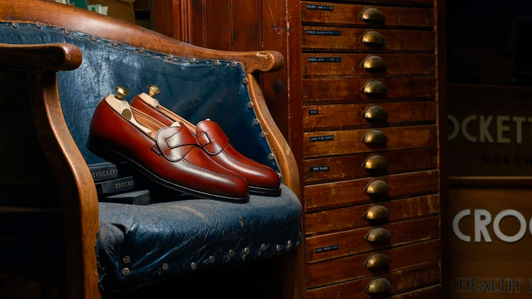 Crockett & Jones brings new staples to its popular loafer collection