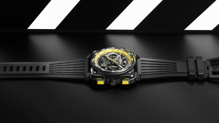 Bell & Ross reveals its latest collection for the 2020 Renault F1 Team