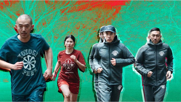 Jun Takahashi goes retro with his latest Nike Gyakusou collection