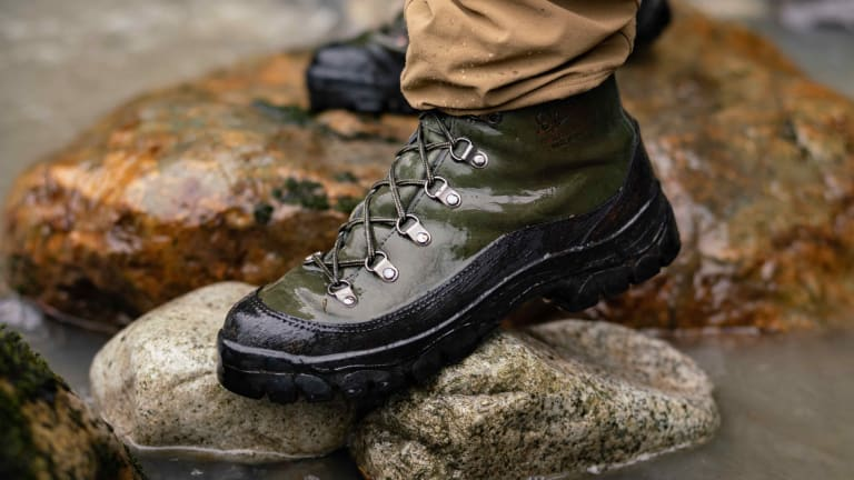 Filson and Danner update an all-terrain essential originally issued to American troops