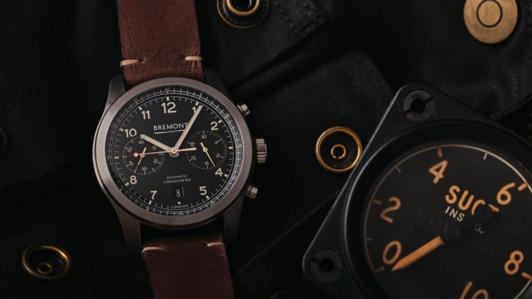 Bremont looks to the past and future of aviation with their new pilot's watches