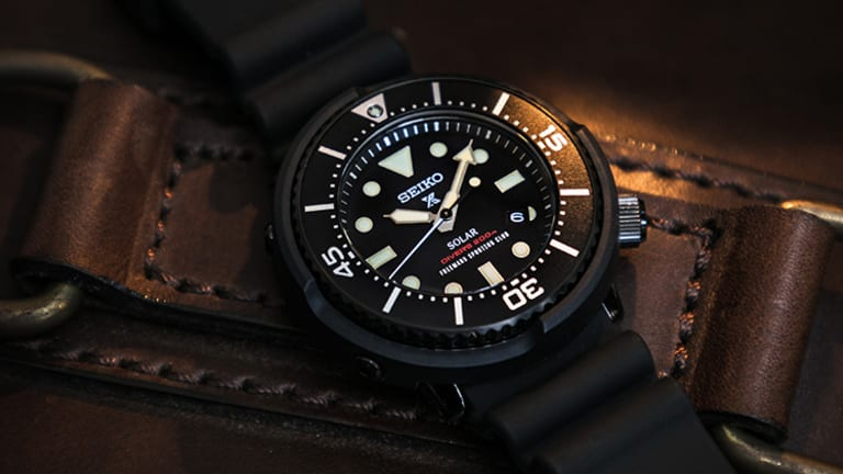 FSC Japan is releasing a final edition of their rare Seiko Prospex Divers Watch