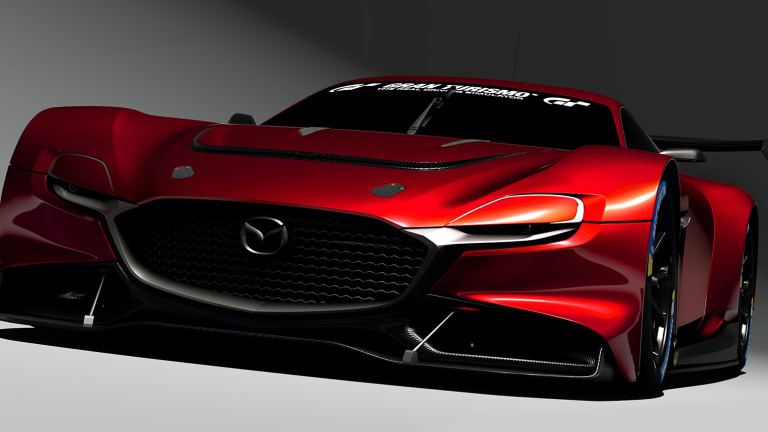 One of Mazda's best vehicle designs just got a GT3 upgrade for Gran Turismo