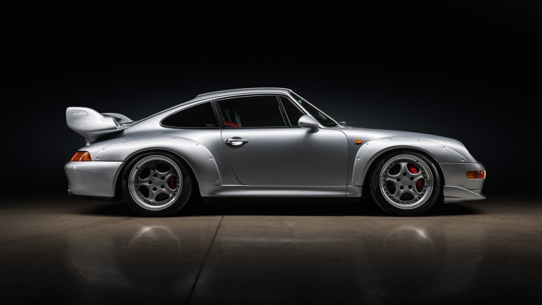 Porsche's 1996 911 GT2 injects some turbocharged perfect into RM's Palm Beach Auction