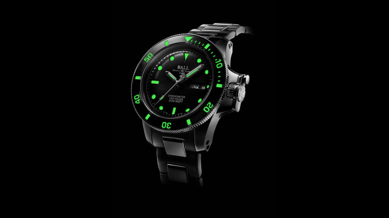 Ball reveals its latest diver, the Engineer Hydrocarbon Original