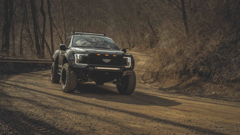 Mil-Spec Automotive takes on the Raptor with its own high-performance F-150