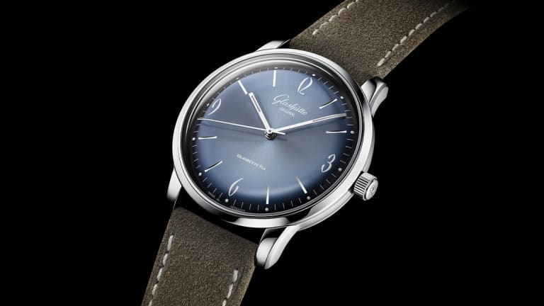 Glashütte releases its latest Sixities Annual Edition