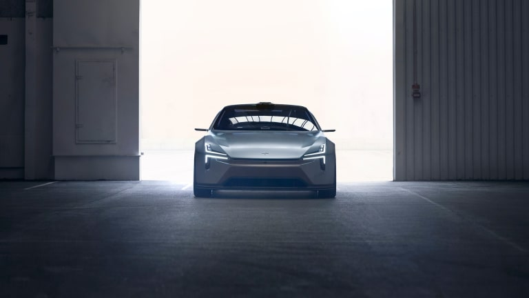 Polestar delivers a detailed look at the Precept Concept