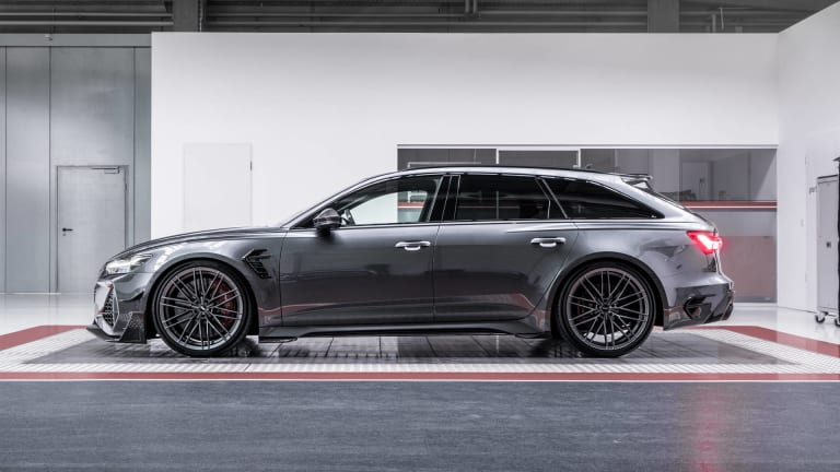 ABT transforms the Audi RS 6 Avant into a 690 hp super wagon