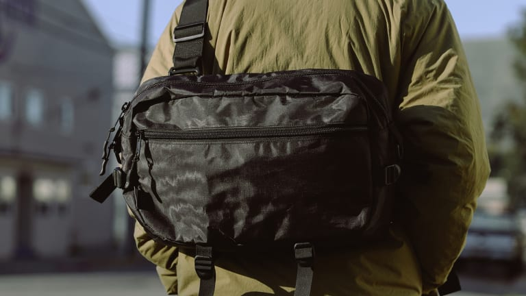DSPTCH gives one of its first bag designs a Dyneema upgrade