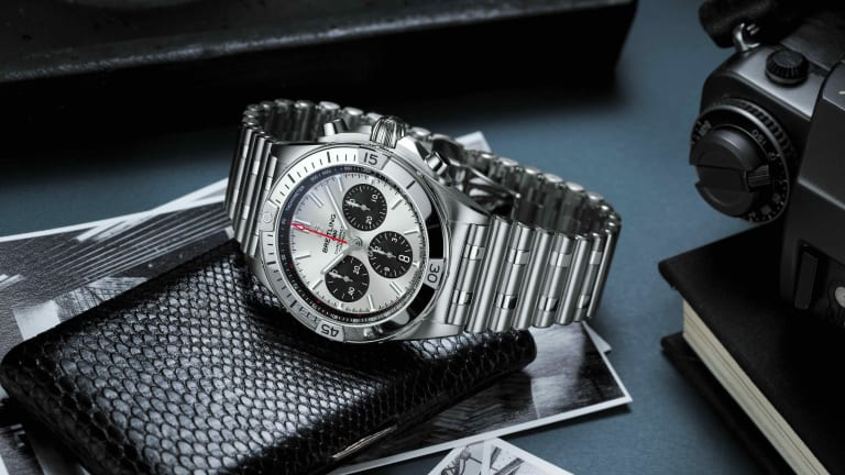 Breitling reveals the all-new Chronomat