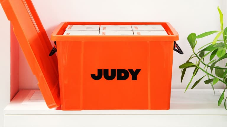 Judy packs everything you need in an emergency in one ready-to-go package