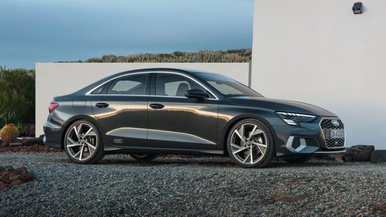 Audi reveals the second-generation A3 sedan