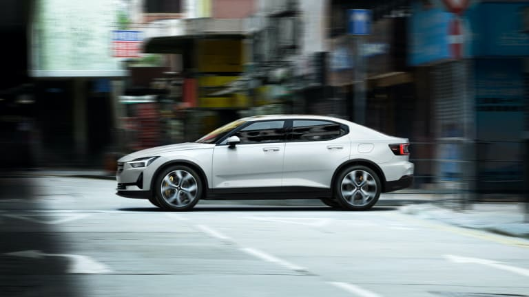 Polestar announces US pricing for the 2021 Polestar 2