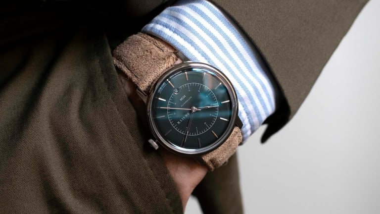 Bravur releases two new limited editions of its Scandinavia timepiece