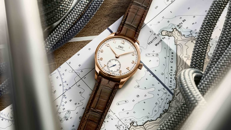 IWC launches a new collection of Portugiesers with in-house movements