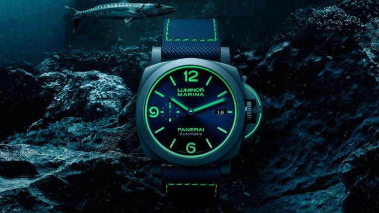 Panerai celebrates 70 years of the Luminor with three new watches