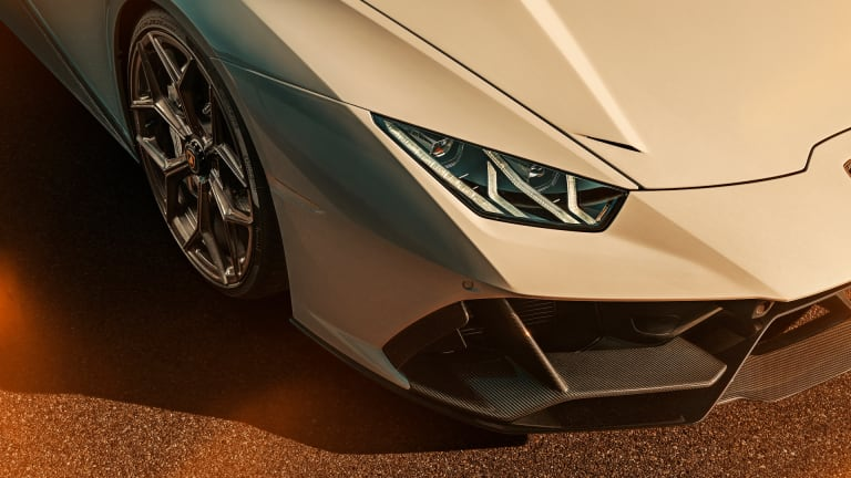 NOVITEC reveals a new kit to perfectly complement the Huracán EVO