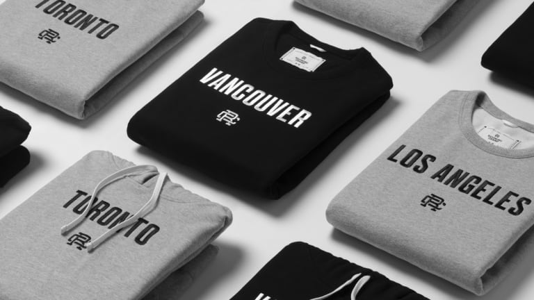 Reigning Champ launches the City Pack