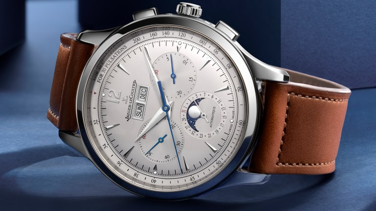 Jaeger-LeCoultre relaunches its Master Control collection