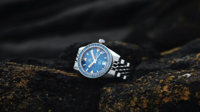 Ollech & Wajs releases its heritage-inspired dive watch, the OW Ocean Graph