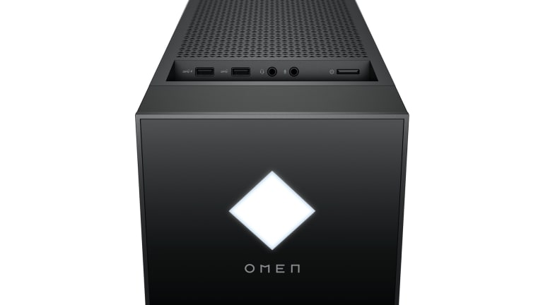 HP debuts a refined new look for its OMEN gaming desktops