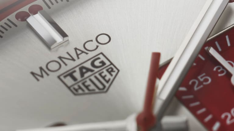 Tag Heuer commemorates its relationship with Monaco with a new special edition