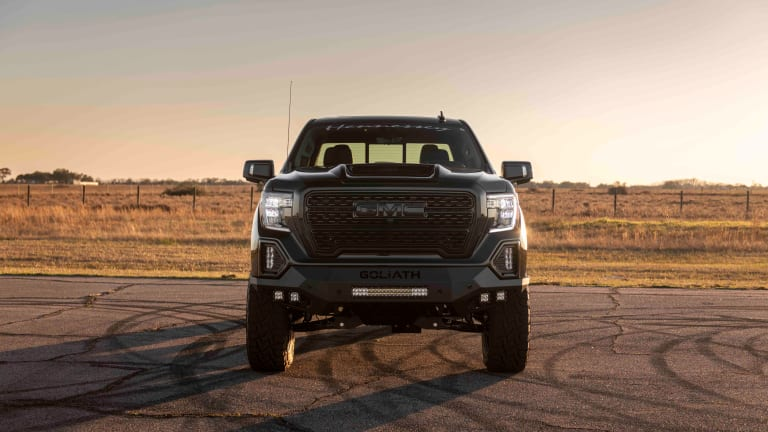 Hennessey creates a GM-powered answer to the Ford Raptor