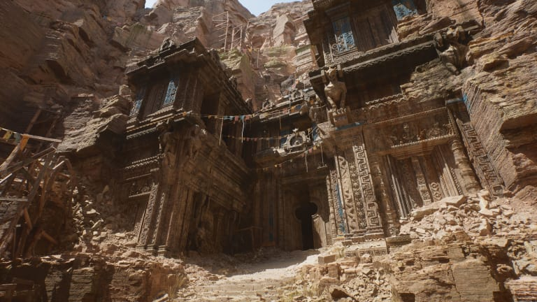 Epic Games shows off what's possible on the PS5 with the reveal of Unreal Engine 5
