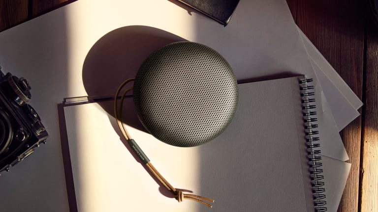 Bang & Olufsen releases its second-generation Beosound A1 speaker