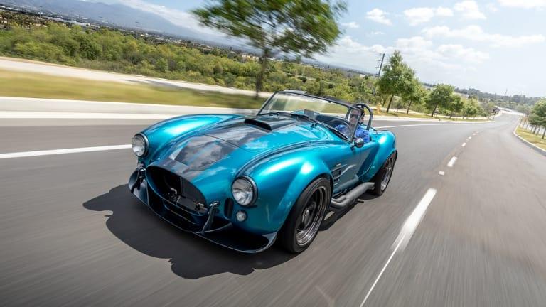 Superformance reveals its MKIII-R Cobra
