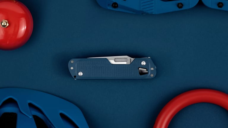 Leatherman's Free collection gets a bit more vibrant with a range of new colors
