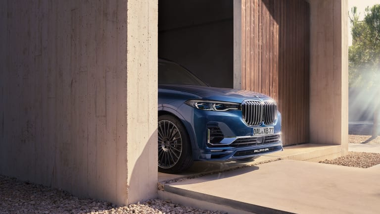 BMW's flagship X7 SUV is getting the Alpina treatment