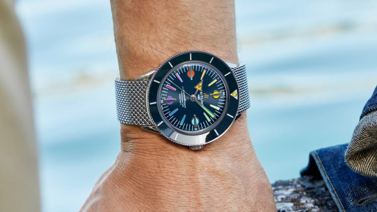 Breitling releases a second Superocean Heritage '57 Limited Edition