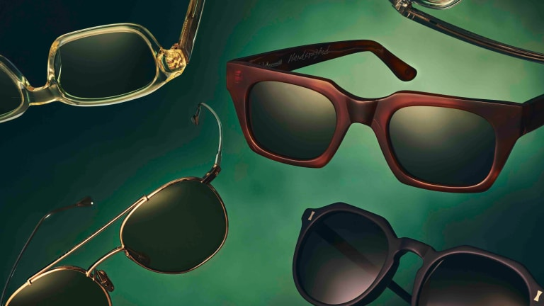MR PORTER celebrates iconic eyewear designs with an extensive new capsule