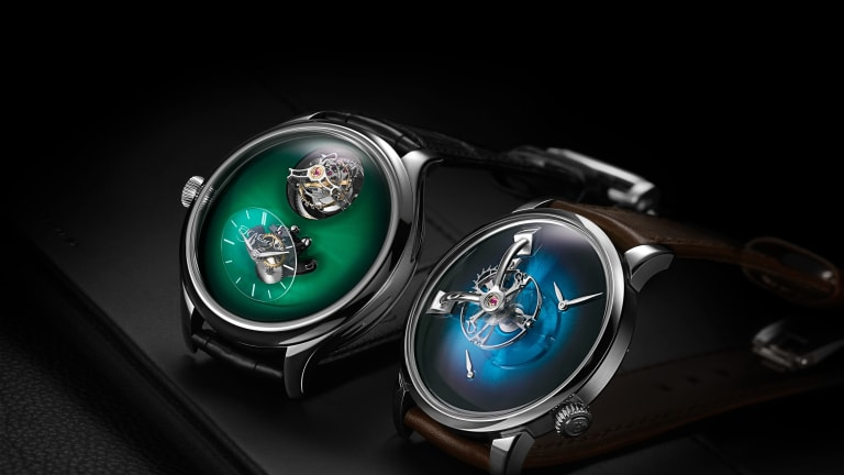MB&F and H.Moser launch two new mechanical masterpieces