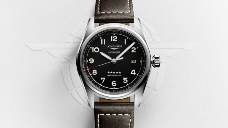 Longines looks to the aviators of the past to inspire its new Pioneer Spirit collection