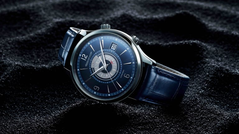 Jaeger-LeCoultre launches two new Memovox watches