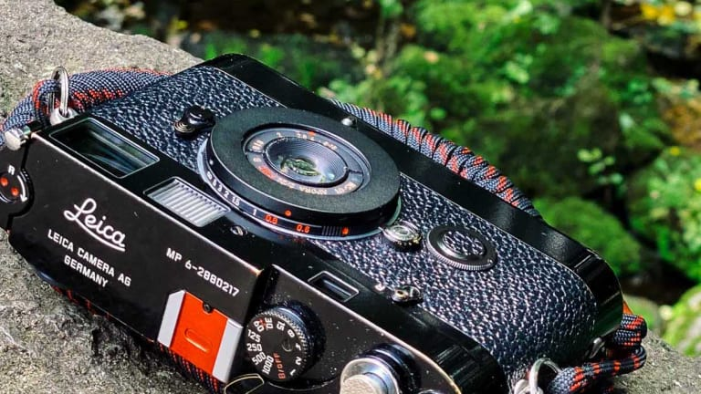 MS Optics' Aporia 24mm is one of the most compact lenses for the Leica M-System