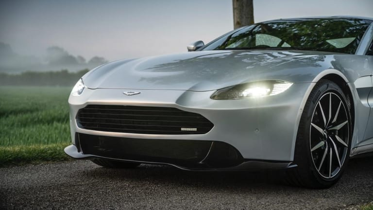 Revenant Automotive releases a new grille for the latest Aston Martin Vantage